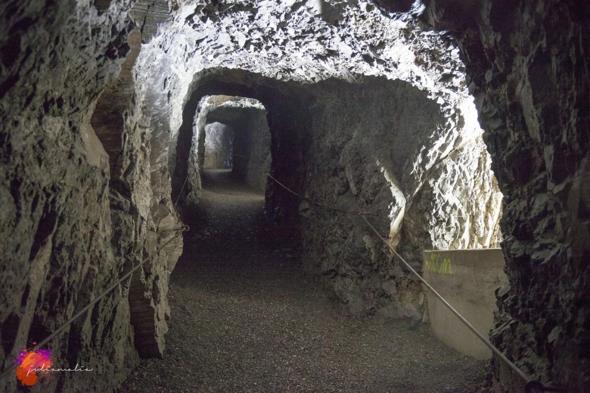 Partnachklamm Tunnel Garmisch