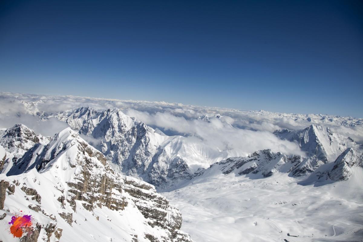 Zugspitze Berge