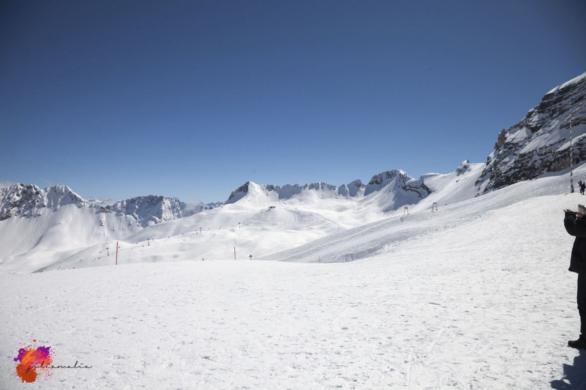 Zugspitze Landschaft