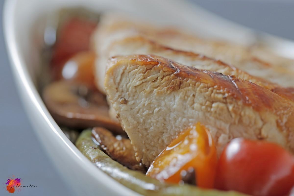 Balsamico Chicken einfach