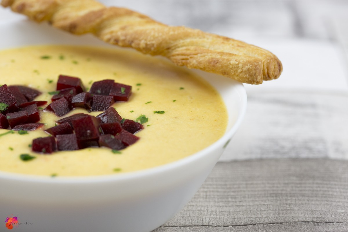 Kartoffel-Creme-Suppe