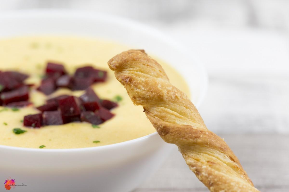 Kartoffel Creme Suppe selbstmacht