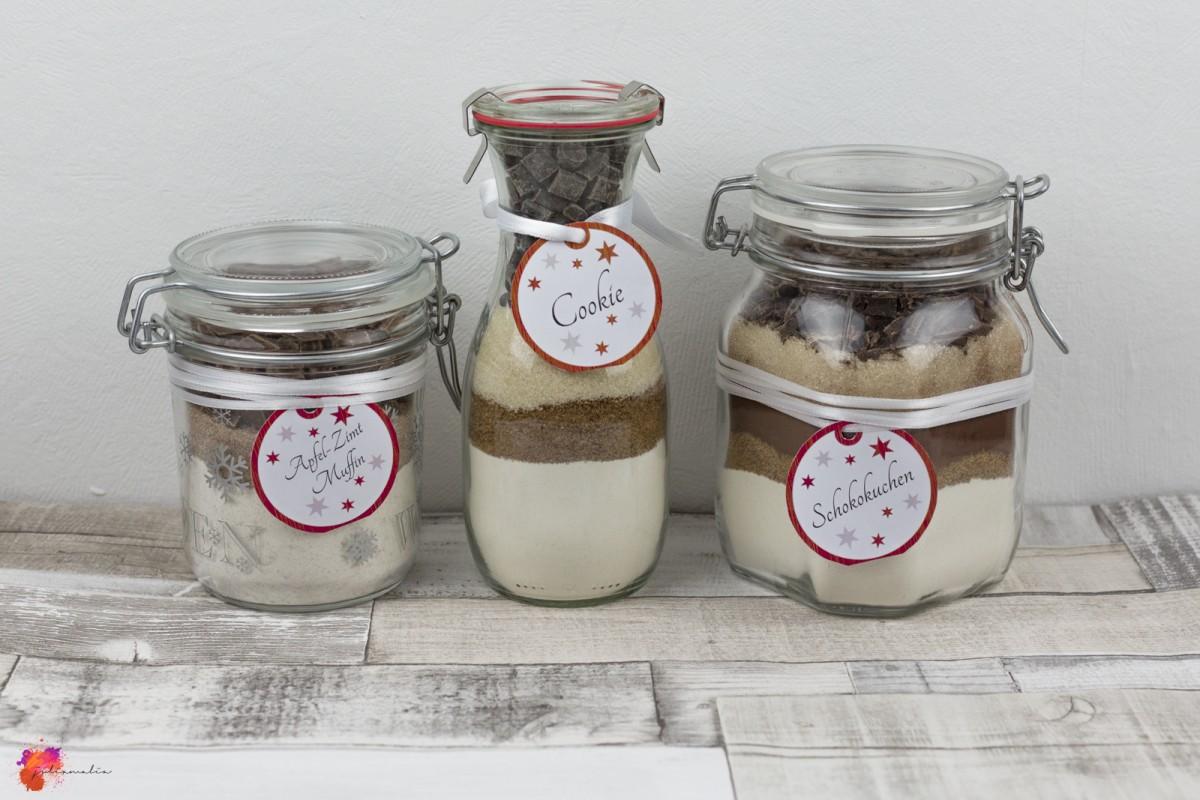 Backmischung Im Glas 3 Einfache Rezepte Juliamalia