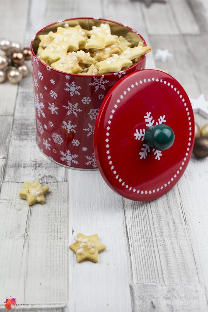 Buttermilchplätzchen Rezept Weihnachten