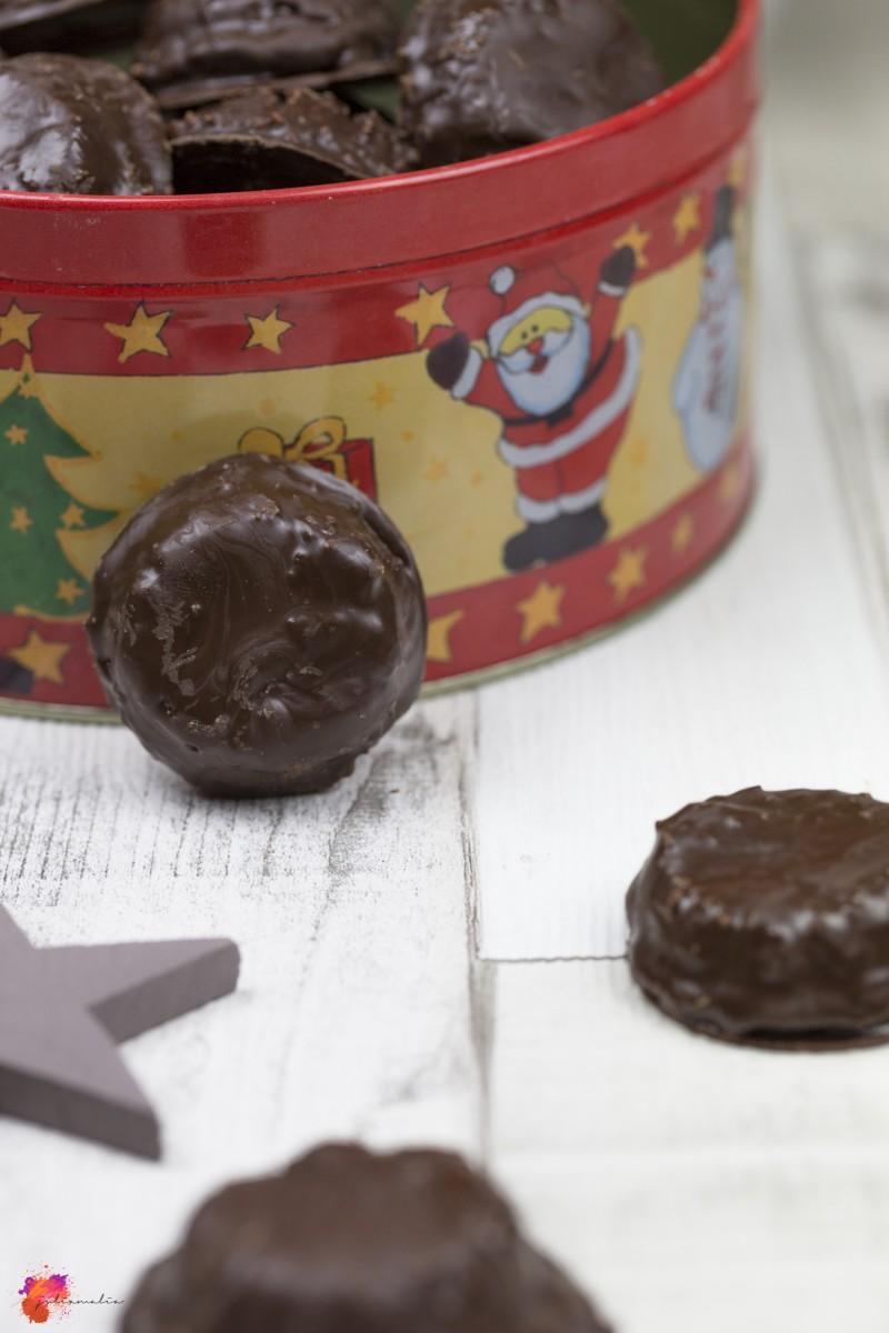 Lebkuchen Rezept Schokolade