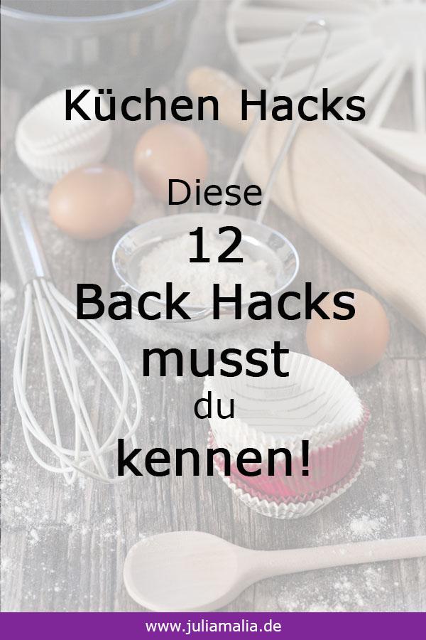 Backhacks Trick Tipps Hilfe Lifehacks