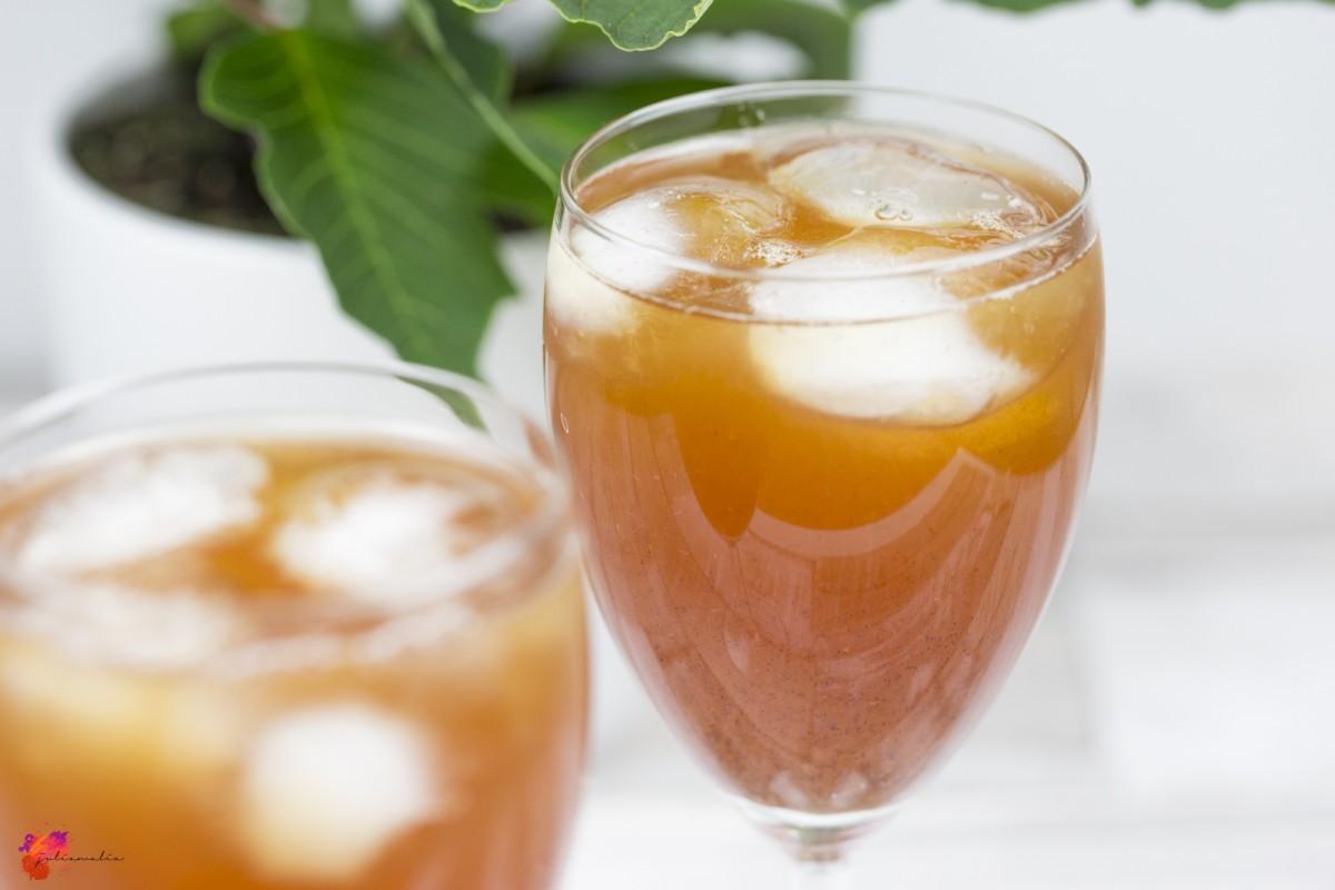 Weihnachtlicher Cocktail
