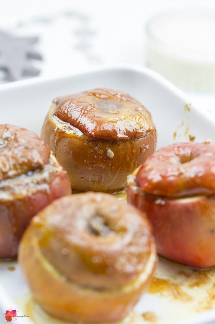 Rezept Bratapfel selber machen