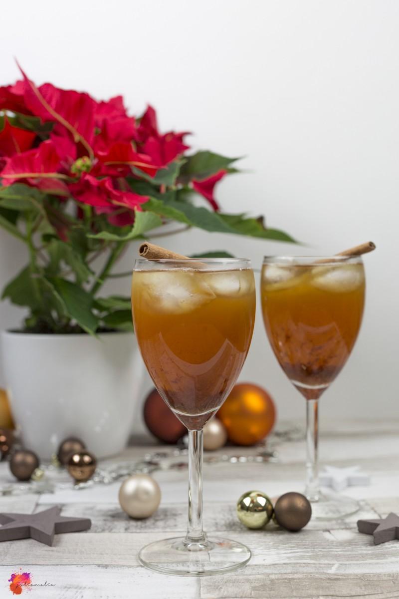 Rezept und Anleitung Cocktail Weihnachten