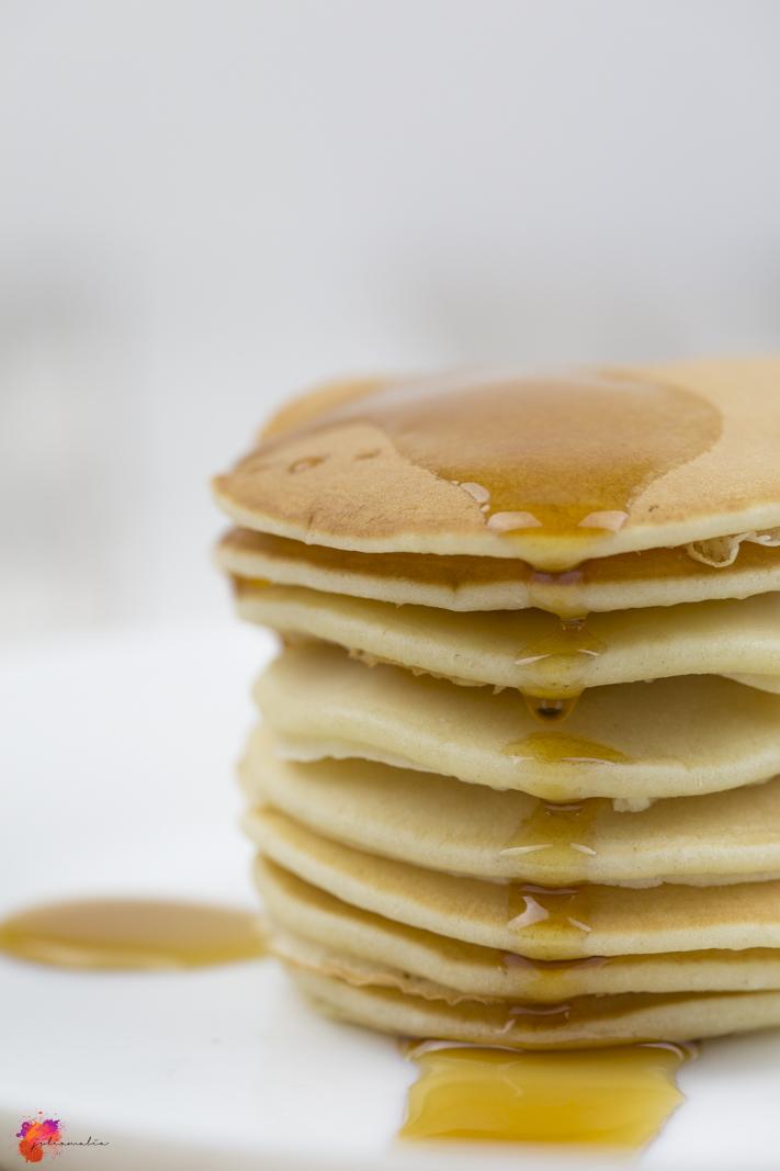 Rezept Grundteig Pancakes