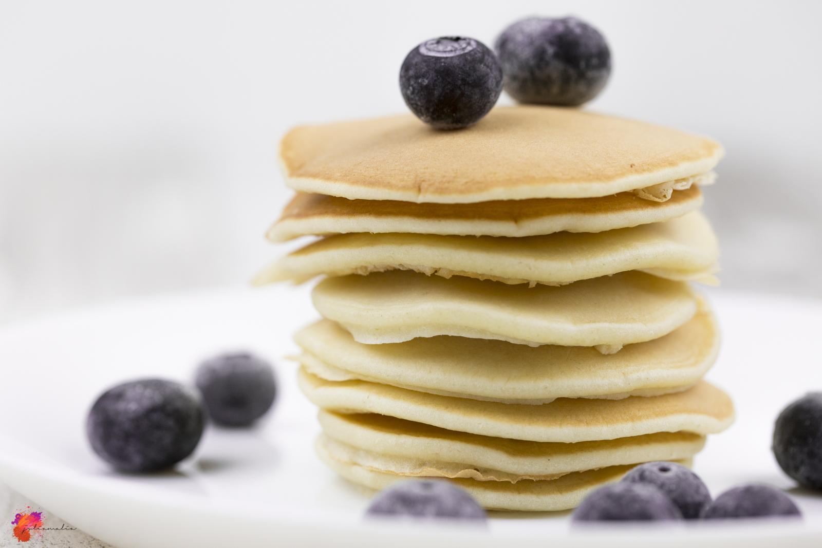 Pancakes Rezept schnell