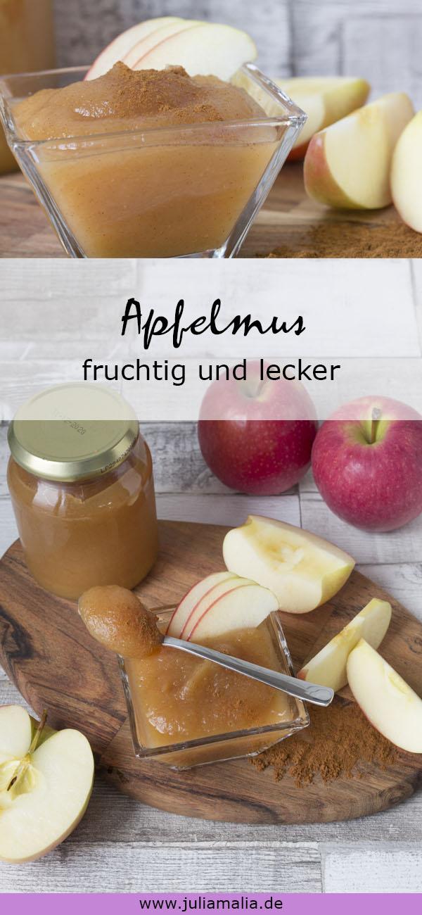 Apfelmus Grundzept