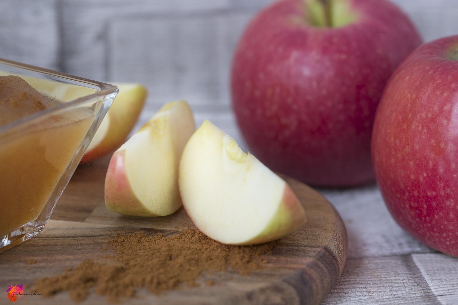 Apfelmus Rezept zum nachmachen