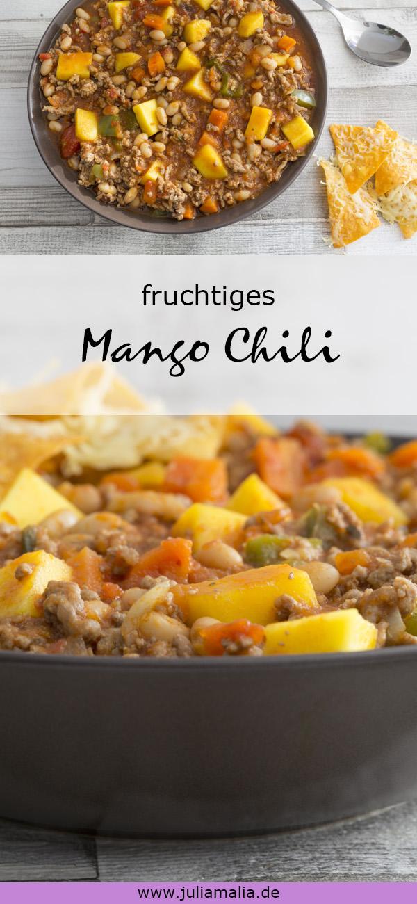 schnelles Mango-Chili