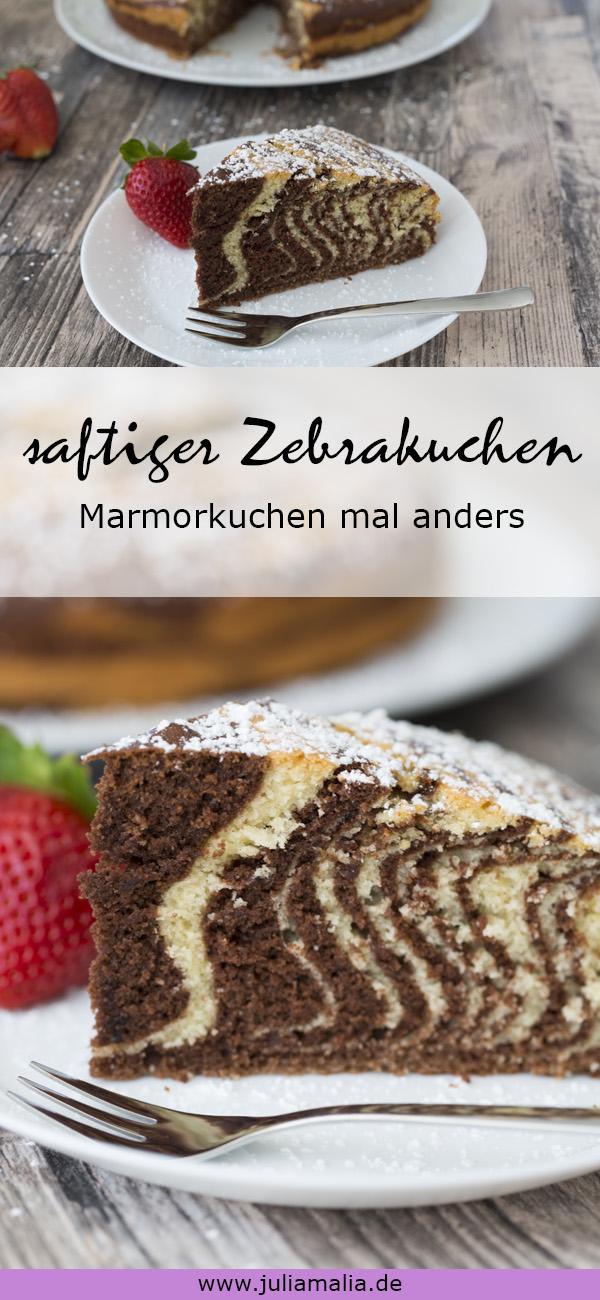 Zebrakuchen Pinterest