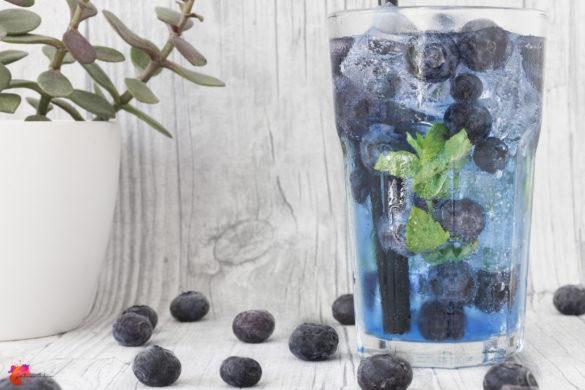 Heidelbeer Mojito Rezept