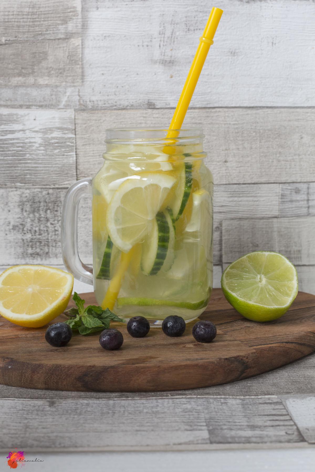 Zitronen Detox