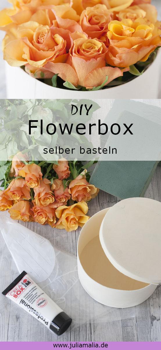 DIY Flowerbox Pinterest