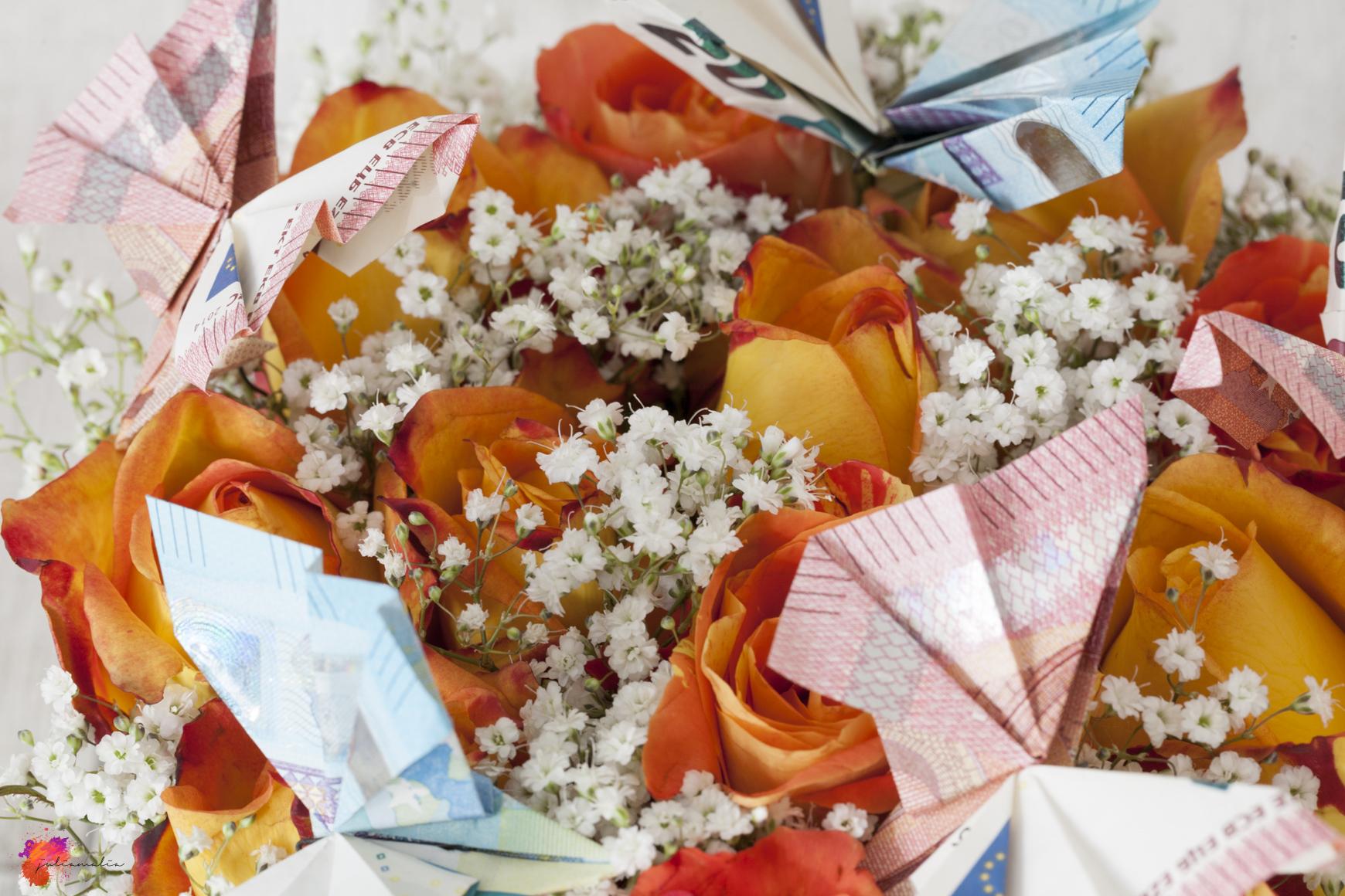 Flowerbox Hochzeit
