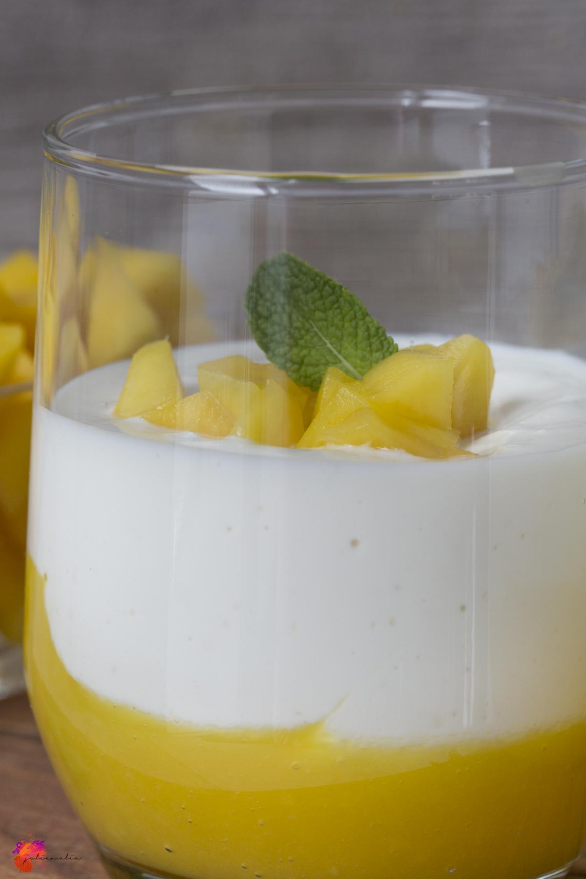 Mango Quark Rezept