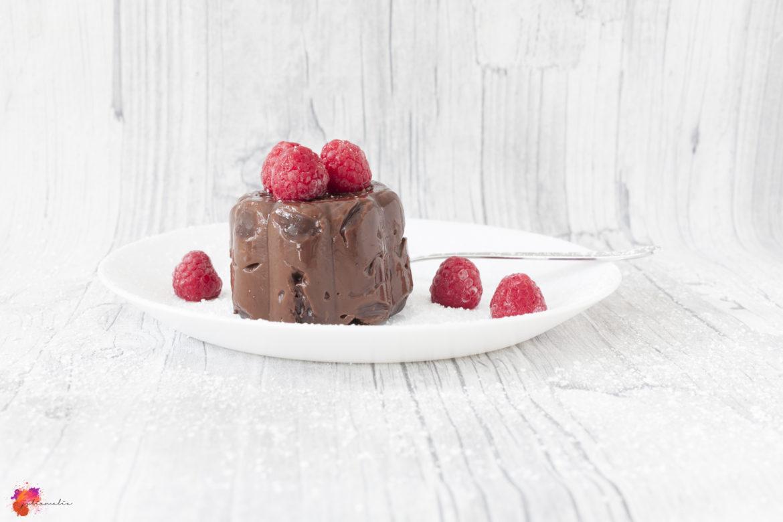 Schokoladen Pudding