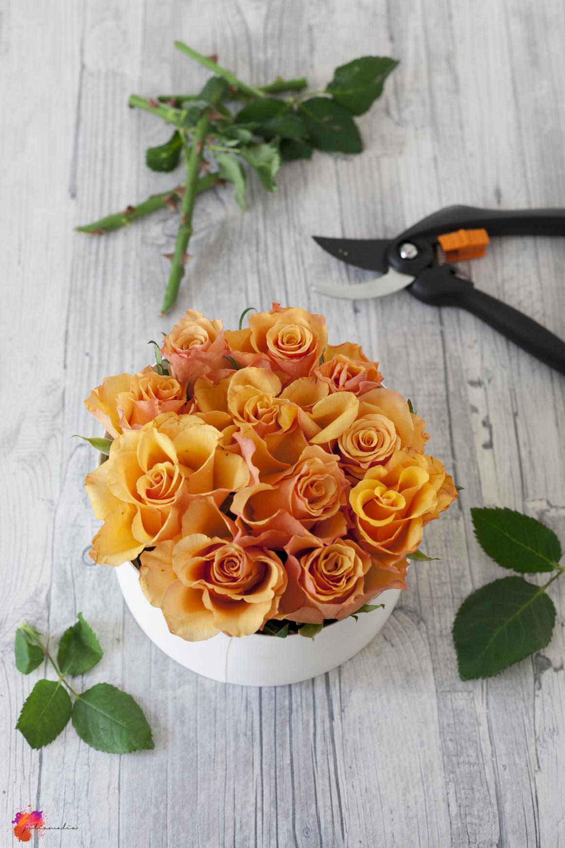 Muttertag Geschenkidee Blumen