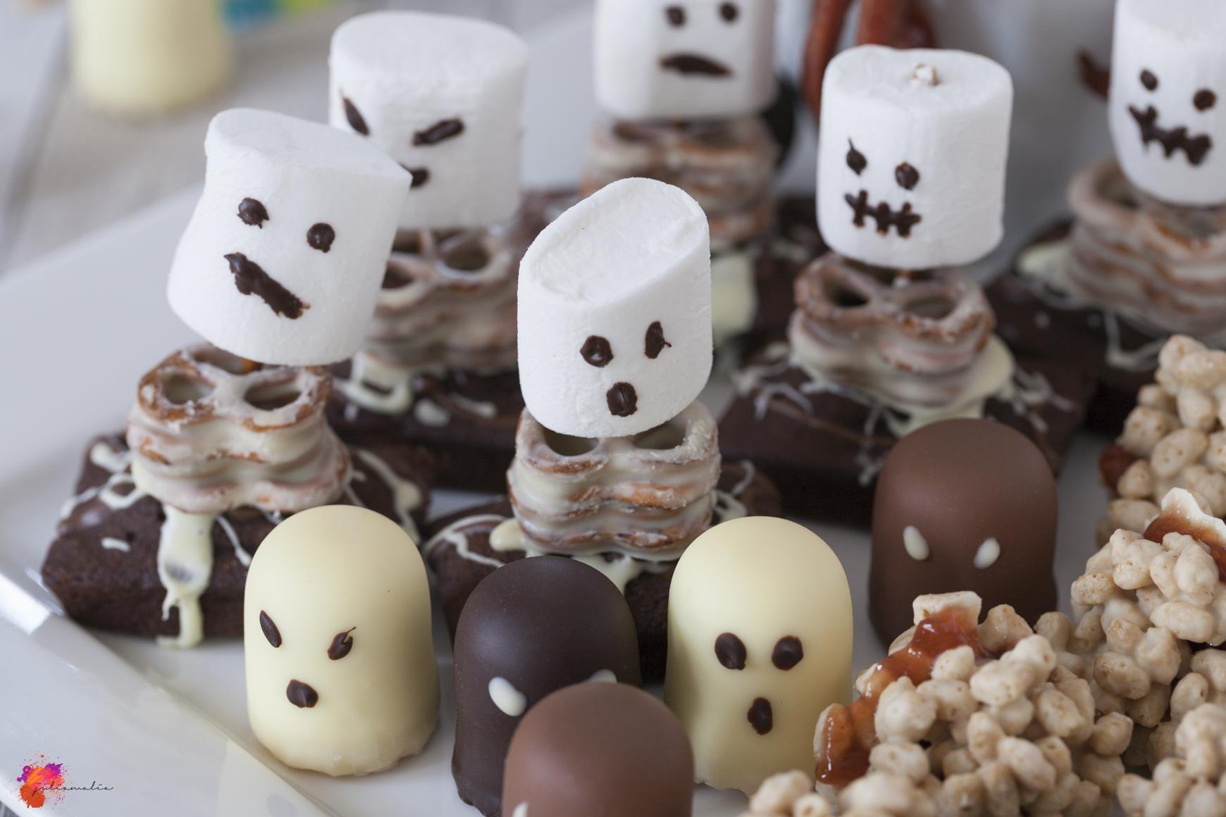 Grusel Ideen zu Halloween