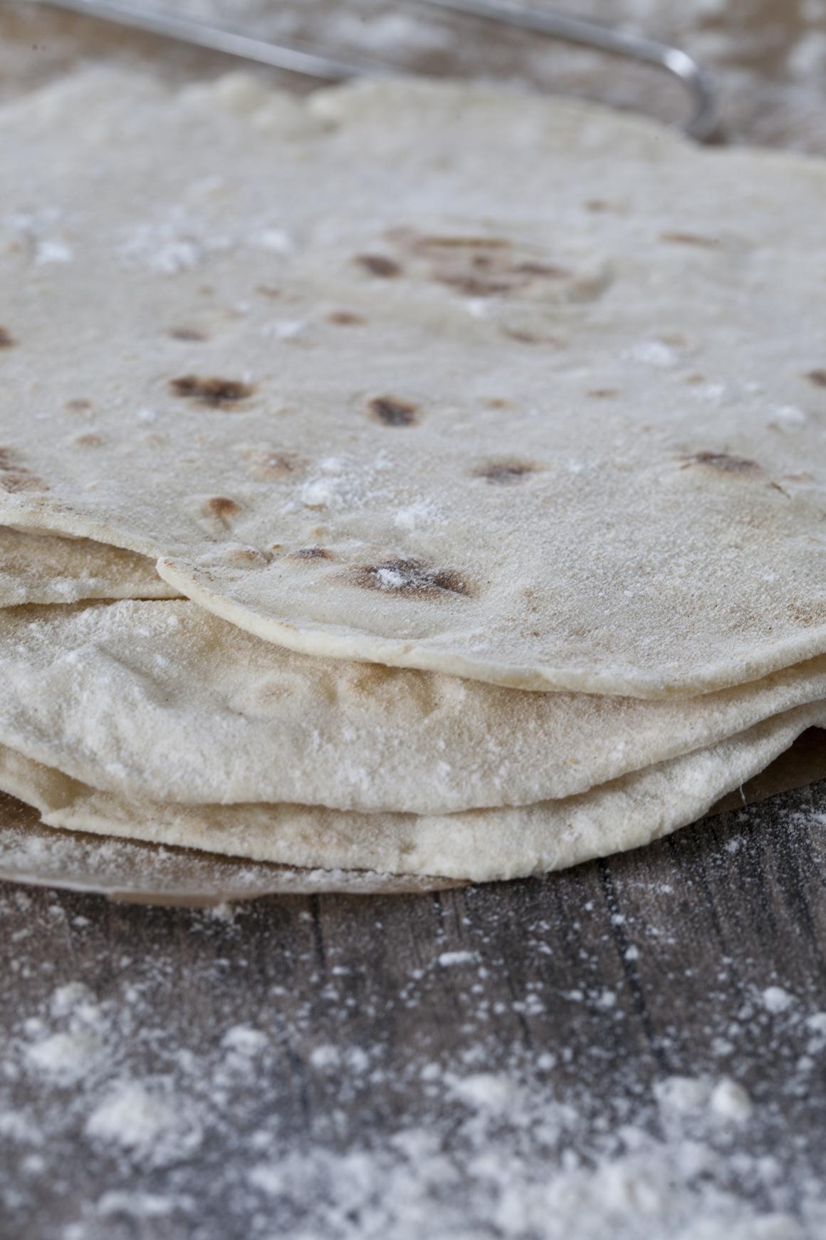 Tortilla schnell
