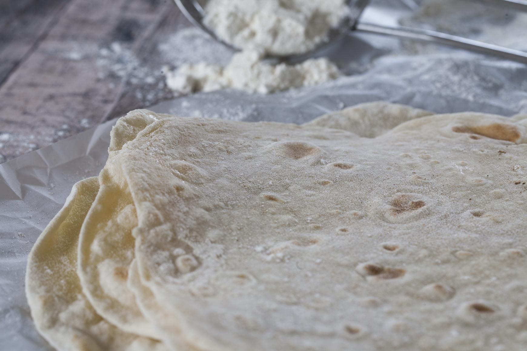 Tortilla Rezept einfach