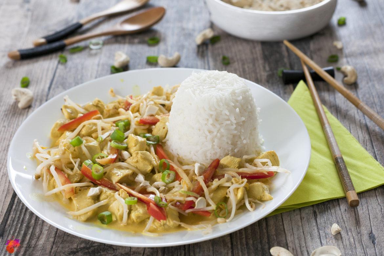 Thai Curry Rezept