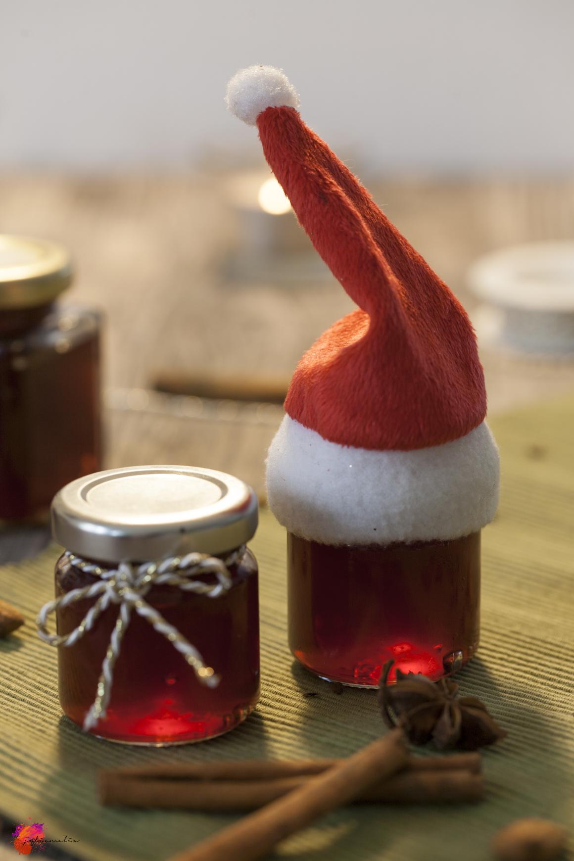 Weihnachten Gelee Alkoholfrei