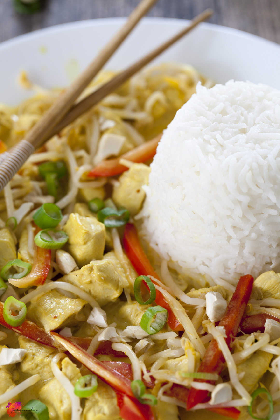 gelbes Curry Rezept