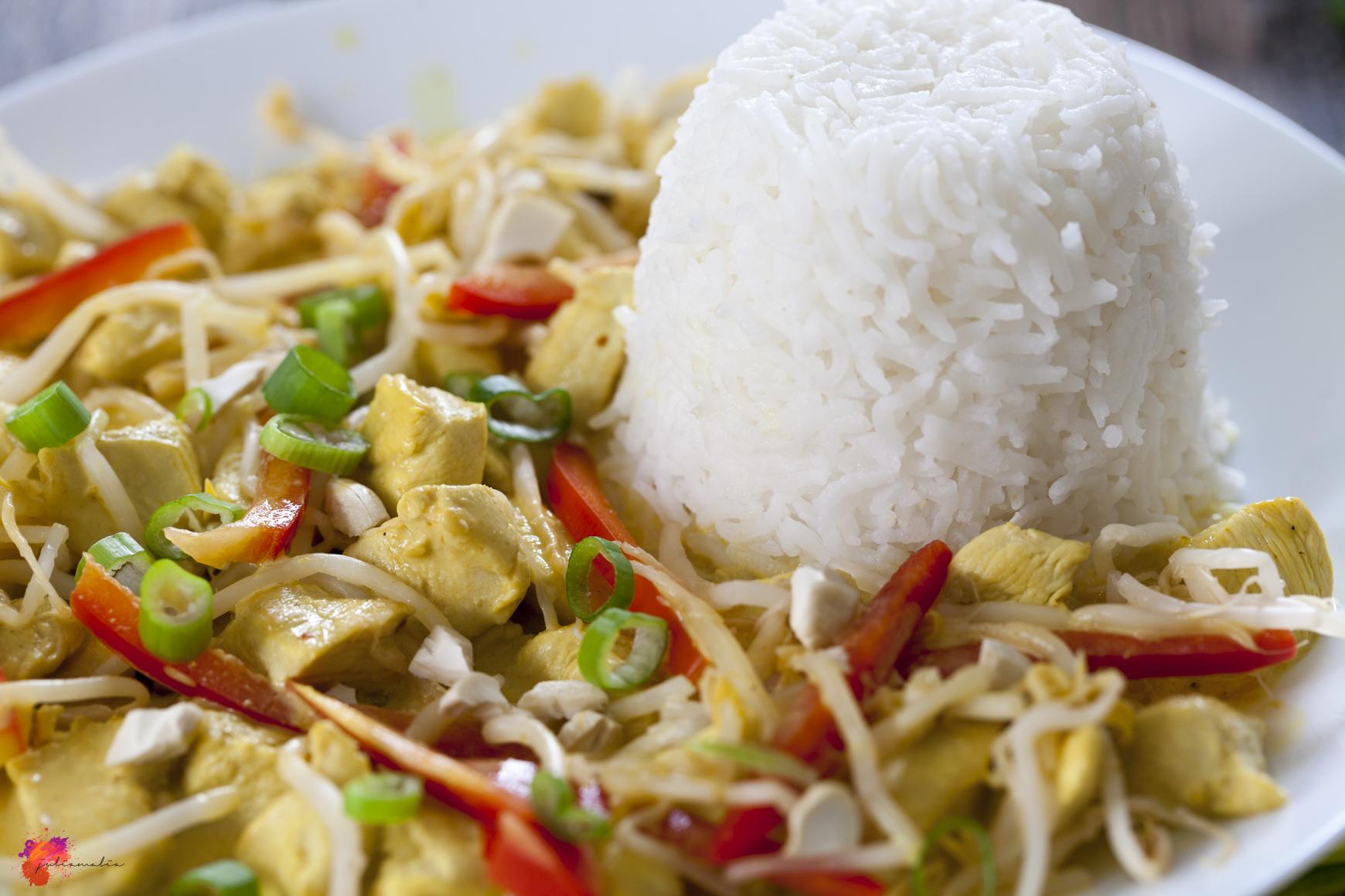 Thailändisches Curry